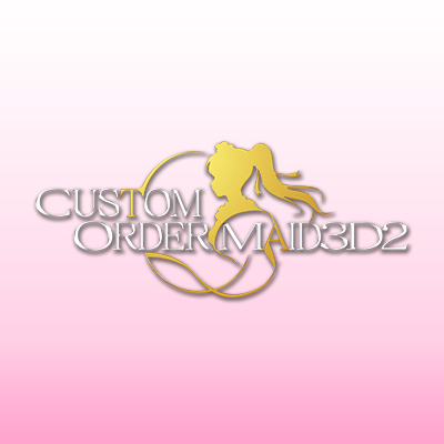 CUSTOM ORDER MAID 3D2 It's a Night Magic adult content supplement patch